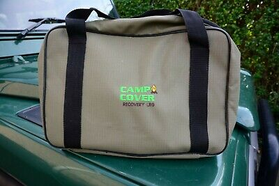 Camp Covers Recovery Bag