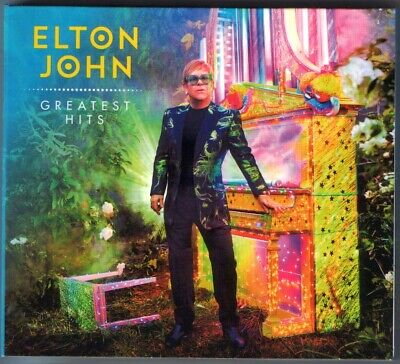 ELTON JOHN - Greatest Hits 2CD DIGIPAK Set - UNIQUE , Free Shipping
