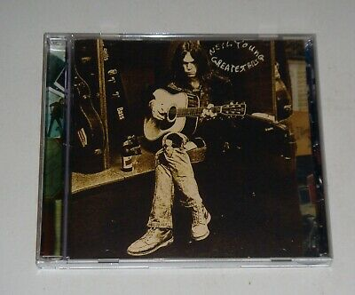 Neil Young Greatest Hits CD FREE SHIP