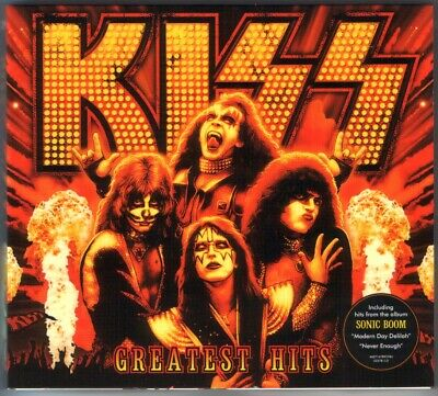 KISS - Greatest Hits 2CD DIGIPAK Set - UNIQUE , Free Shipping