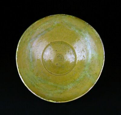 *SC* ISLAMIC POTTERY BOWL, WESTERN-CENTRAL ASIA, 10th-11th. cent. AD!
