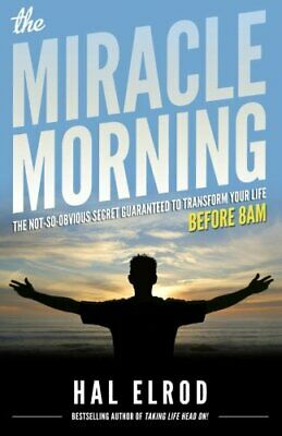 The Miracle Morning: By Hal Elrod Eb00k