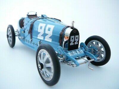 CMC bugatti Typ 35 Grand Prix National Colour Project Frankreich