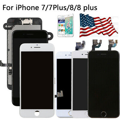 OEM iPhone 6S 6 Plus LCD Screen Replacement Home Button Touch Digitizer Original