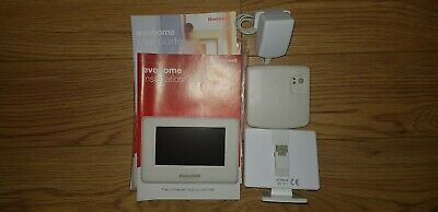 Honeywell ATP921R3100 Evohome Wifi Connected Thermostat Pack
