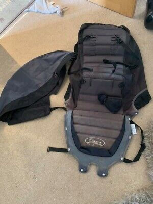 Baby Jogger Fabric Seat And Hood Cover To Fit City Mini GT Used
