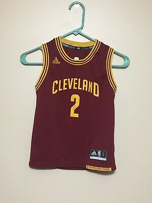 the best attitude a84bf 138a4 KYRIE IRVING CLEVELAND Cavaliers Adidas Jersey Black Youth ...