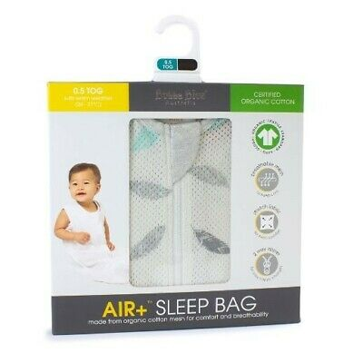 Bubba Blue Air+ Sleeping Bag 0.5 Tog Feathers 12-24 Month