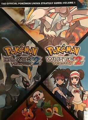 pokemon black version 2 the official guide