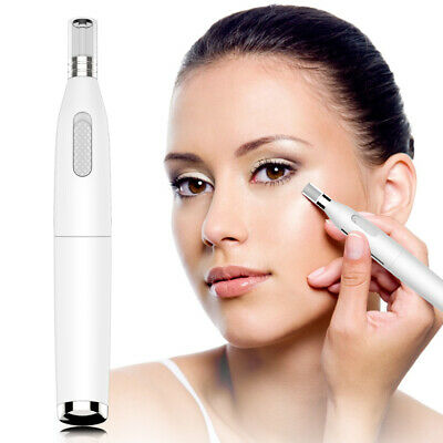 Electric Derma Pen Micro Needle Anti Aging Remove Scar Wrinkles + Microneedles