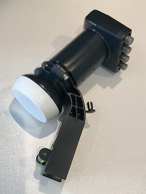 Brand-New Boxed Quad Output Universal LNB