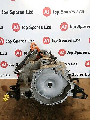 Toyota Auris 2013 - Current 1.8 Hybrid Automatic Gearbox (Ref : Gb524)
