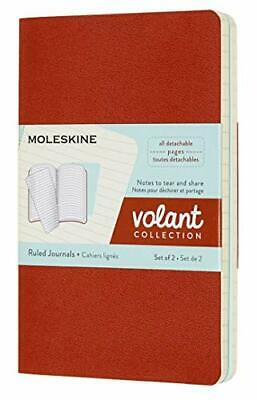Moleskine Volant Journal Soft Cover Pocket 3.5 x 5.5 Ruled Li 48253 fromJAPAN
