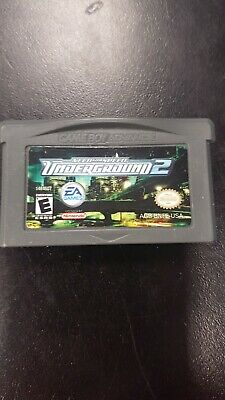 Need For Speed Underground 2 Gameboy Advance.