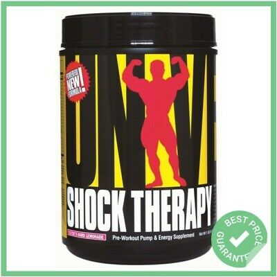 Universal Nutrition Shock Therapy Universal 840g