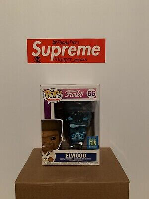 Funko Pop! #56 Elwood 3000pc SDCC Box of Fun Exclusive 2019