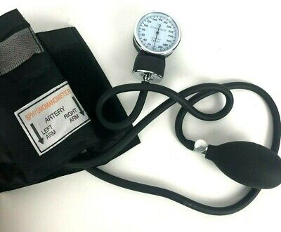 Aneroid Sphygmomanometer with case