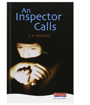 An Inspector Calls (Heinemann Plays For 14-16+) by J.B. Priestley Studies Book
