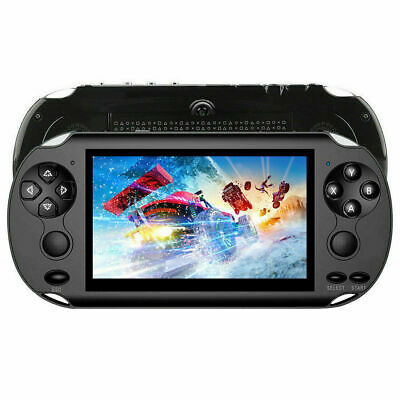 X9 Portable Handheld Video Game Console 128 Bit Built In 1000+Game Kids Player