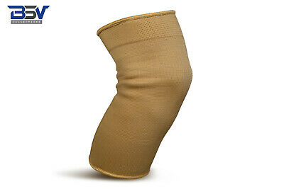 2 Knee Brace Support Compression Elastic Sleeve For Sport Joint Pain & Arthritis