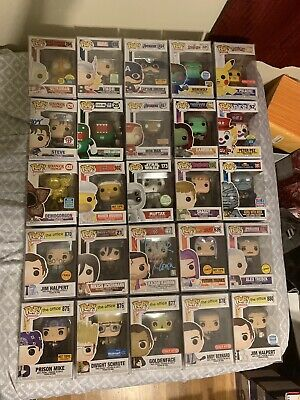 Funko Pop Random (1) Assortment Lot With Potential Grail And Vaulted Pops!