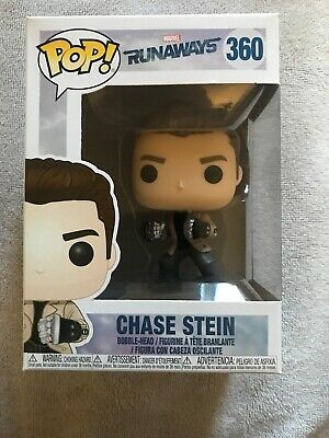 Funko Pop! Marvel Runaways Chase Stein Vinyl Figure #360