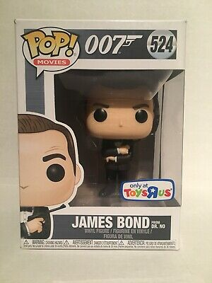 007 James Bond From The Spy Who Loved Me Vinyl Figure 24701 Funko Pop Movies