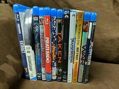 Blu Ray Movies look inside for full list NEW MOVIES ADDED 11/29