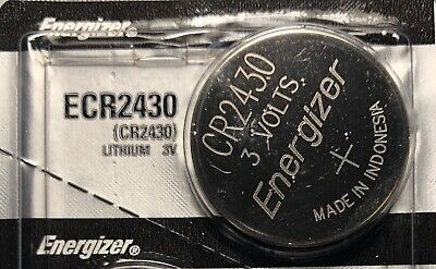 *NEW*  Energizer CR2430 Batteries, Lithium Battery 2430 | Shipped from USA