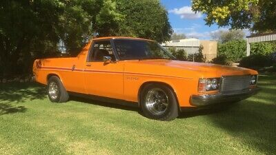 HZ Holden Sandman ute - Tribute