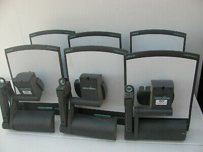 Lot of 6 NICE Wolfvision Document Scanner Projectors with AC Adapters