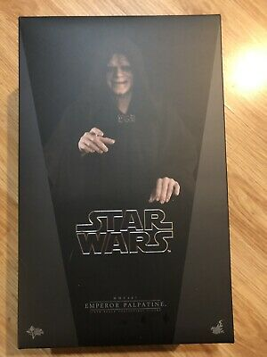 EMPEROR PALPATINE Hot Toys MMS 467 STAR WARS Return of the Jedi 1/6 Scale Figure