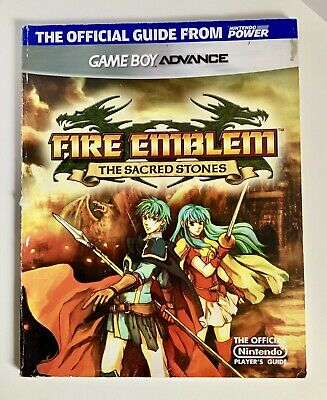 Fire Emblem: The Sacred Stones Official Strategy Guide Nintendo