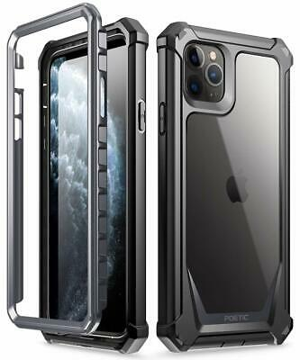 iPhone 11 / 11 Pro / 11 Pro Max Case Poetic® Hybrid Shockproof Clear Back Cover