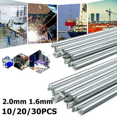 Easy Aluminum Welding Rods Wire Brazing 2mm 1.6mm– 10/20/30PCS Free Shippin Best