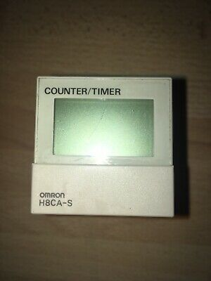 Omron H8CA-S Counter/timer.