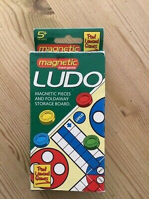 Magnetic Travel Board Games -Ludo