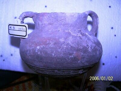 herodian terra cotta cooking pot p2371