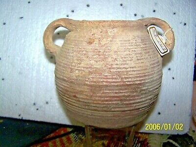 herodian terra cotta cooking pot p2417