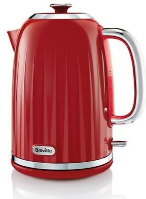 Kettle Breville Impressions 1.7L Red Kettle NEW