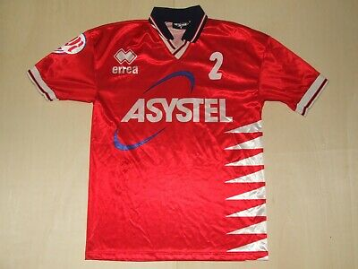 Shirt Volleyball Volleyball Sport Asystel Milano N°2 Size S