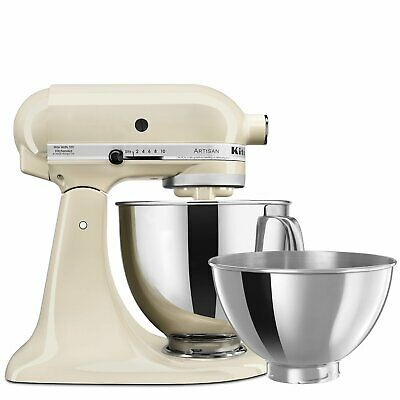 New KitchenAid Two-Bowl Artisan Stand Mixer