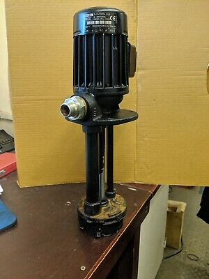 Vogel PMS6C-220+140 centrifugal immersion pump for delivery of liquids