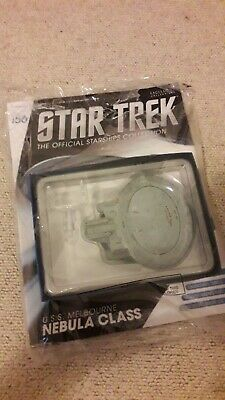 Eaglemoss StarTrek Ships Collection - Issue 156 - U.S.S. Melbourne - NEW!