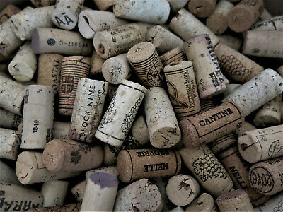 Lot of 300 Used Natural Wine Corks International No Synthetics or Champagne
