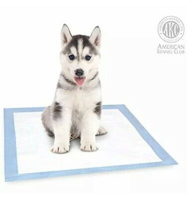 Training Pads & Trays AKC Pads, 100-Pack Pet Supplies - Fresh scent
