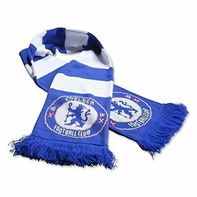 Chelsea F.C. Bar Scarf New Official Licensed Product
