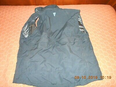 ScotteVest TEC Tactical Travel Vest Men's Black Size XL New Condition