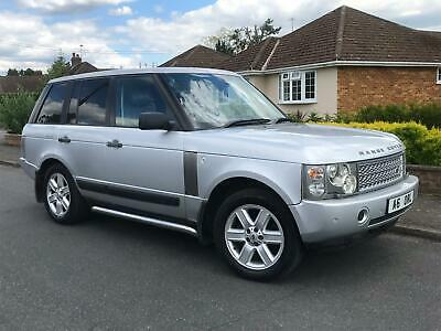 2002 Land Rover Range Rover 3.0 Td6 Auto Vogue - Private Plate Inc