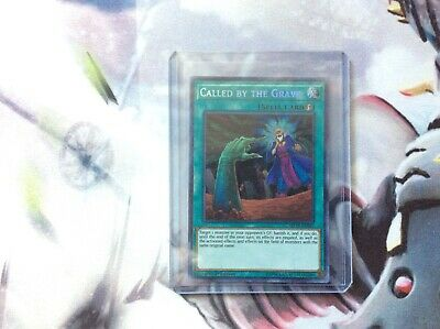 Called by the Grave - Near Mint - MP19 - 1st Edition - Yu-Gi-Oh!